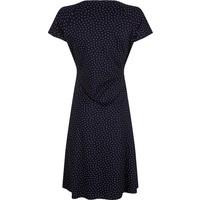 Kleid | Cross Dress Little Dots | Nuit Blue
