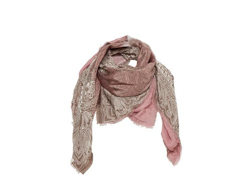 Cream Clothing Schal | Carrie Scarf | Old Rose
