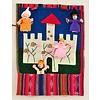 Suyana Mundial Handgemachte Märchentaschen aus Garn