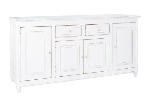 Sideboard Shabby Chic | Madeleine | 4 Türen 2 Schubladen
