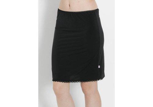 Blutsgeschwister Unterrock | gracious glaze underskirt | elegant black