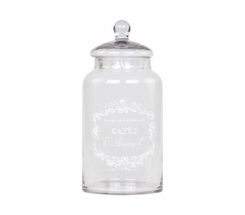 Bonboniere | Cafes | Glas | H32/D15 cm