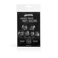 Anti - Party Ballons | 6 Stück