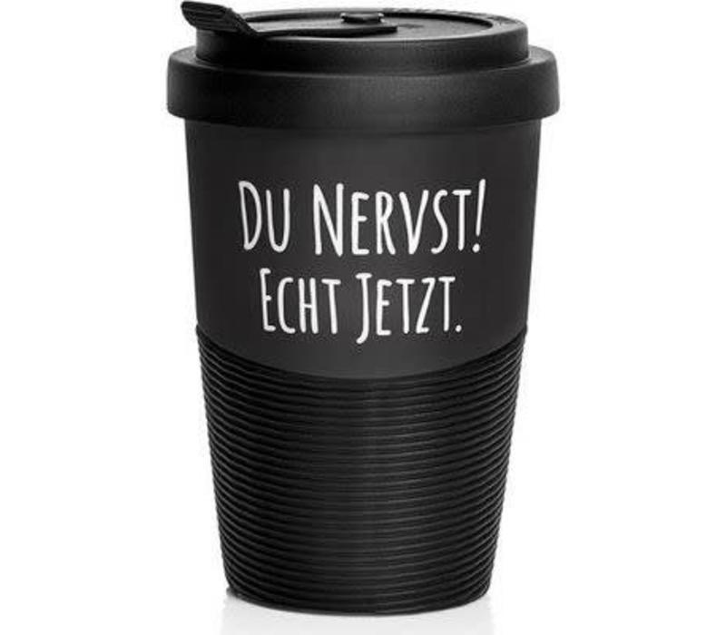 Becher - Du nervst! | Travel Mug