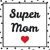Servietten | Super Mom | 100% Tissue