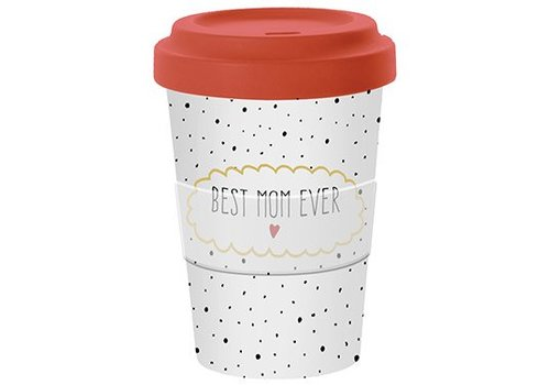 To go Becher | Best Mom | Bamboo