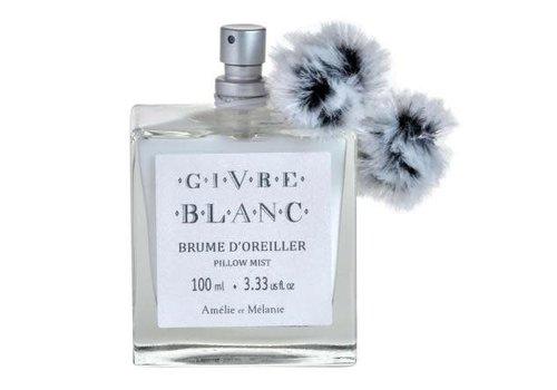 Amélie et Mélanie Textilspray 100ml | Givre Blanc