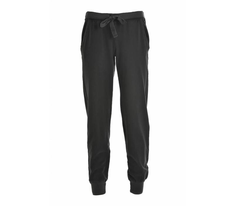 Freizeithose | Jogger Pants | Caviar grey