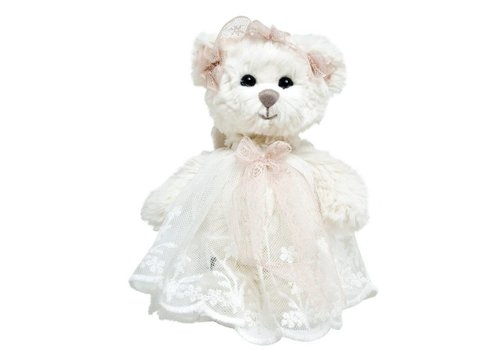 Bukowski Teddybär   Baby Hailey   Rosa