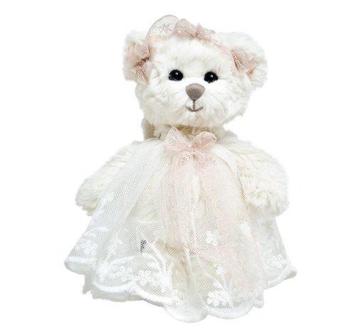 Bukowski Teddybär | Baby Hailey | Rosa
