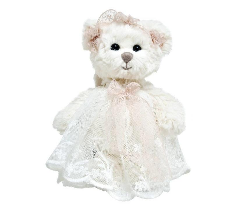 Teddybär   Baby Hailey   Rosa