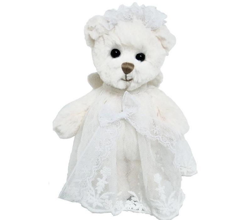 Teddybär | Baby Hailey | Weiss