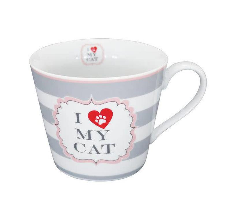 Tasse | Happy Cup | I love my Cat