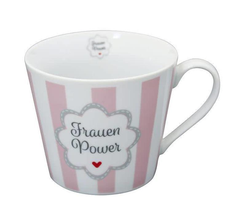 Tasse   Happy Cup   Frauen Power