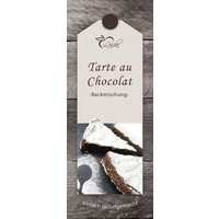 "Kuchen-Backmischung ""Tarte au Chocolat"""