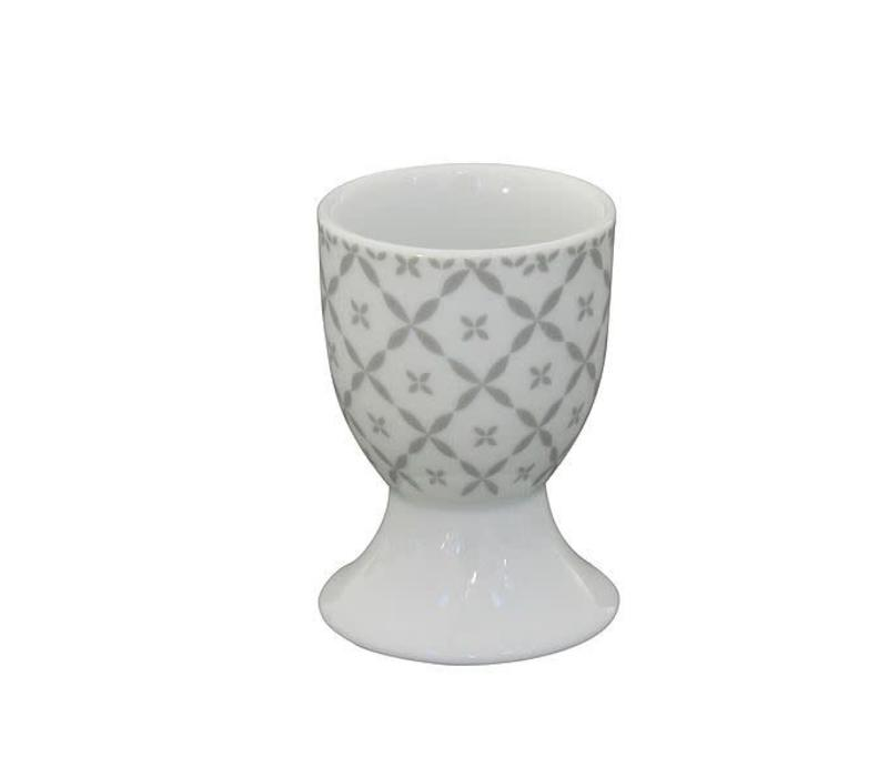 Eierbecher | Egg Holder | Grey Diagonal