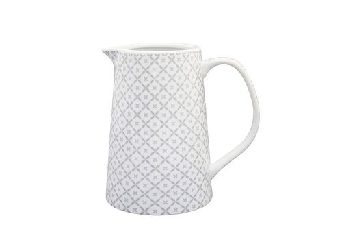 Krasilnikoff Krug | New Jug | Grey Diagonal