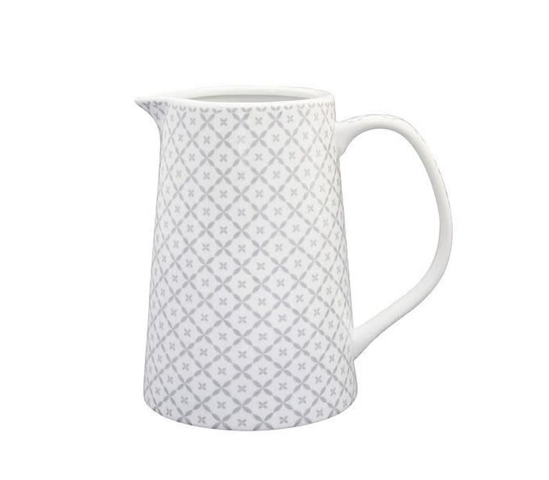 Krug | New Jug | Grey Diagonal