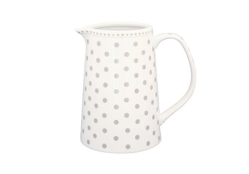 Krasilnikoff Krug | New Jug | Grey Dot