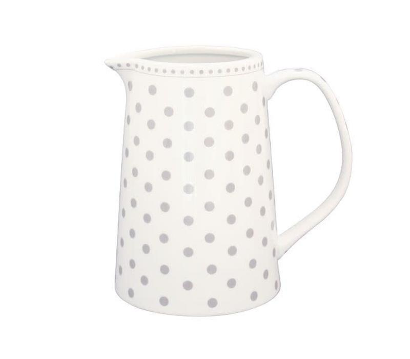 Krug | New Jug | Grey Dot