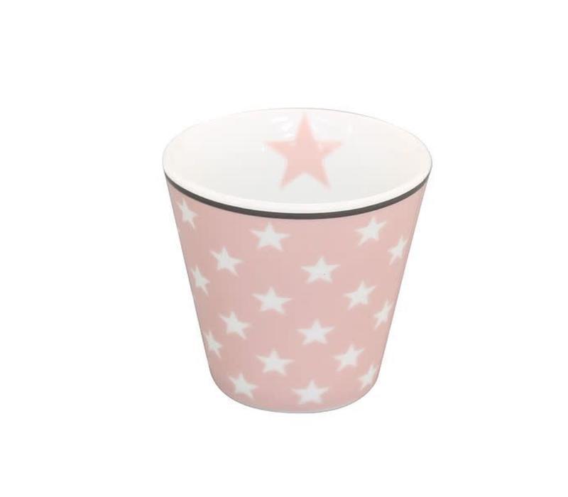 Espresso Tasse | Happy Mugs | Pink Star