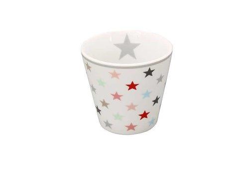 Krasilnikoff Espresso Tasse | Happy Mugs | Multicolour