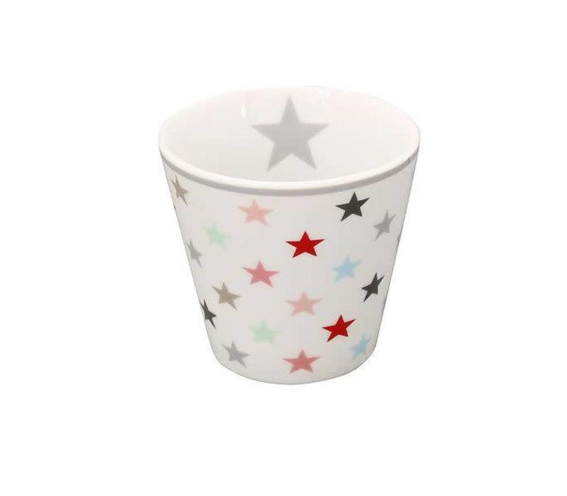 Espresso Tasse   Happy Mugs   Multicolour
