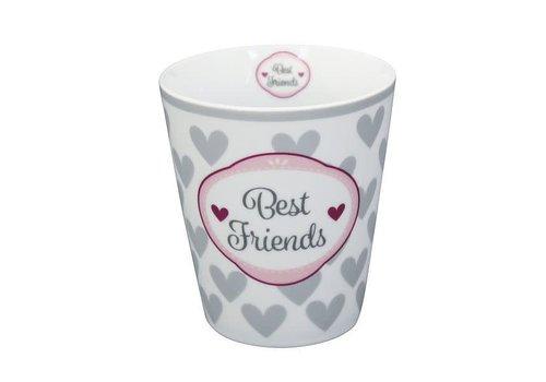 Krasilnikoff Tasse | Happy Mug | Best Friends