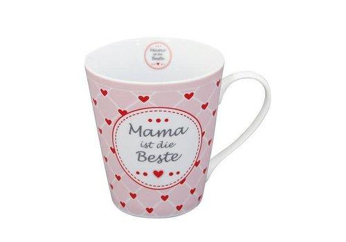 Krasilnikoff Tasse | Happy Mug | Mama ist die Beste