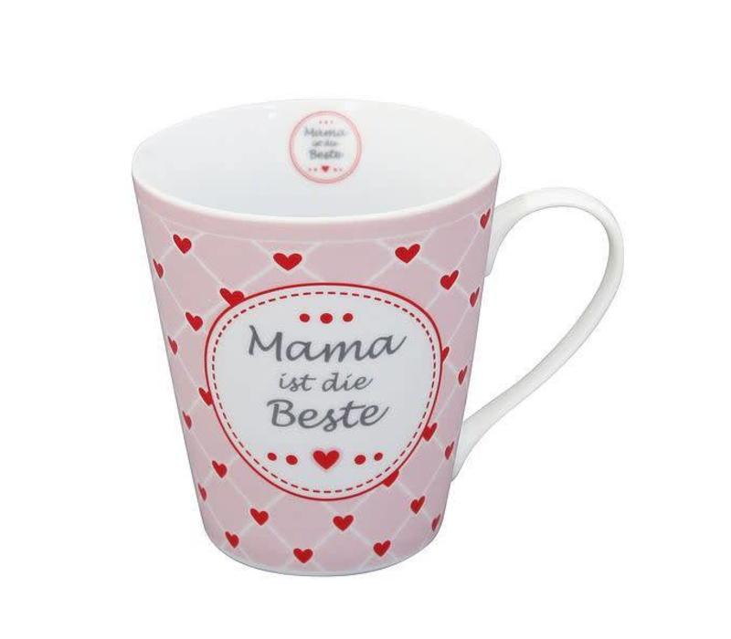 Tasse | Happy Mug | Mama ist die Beste