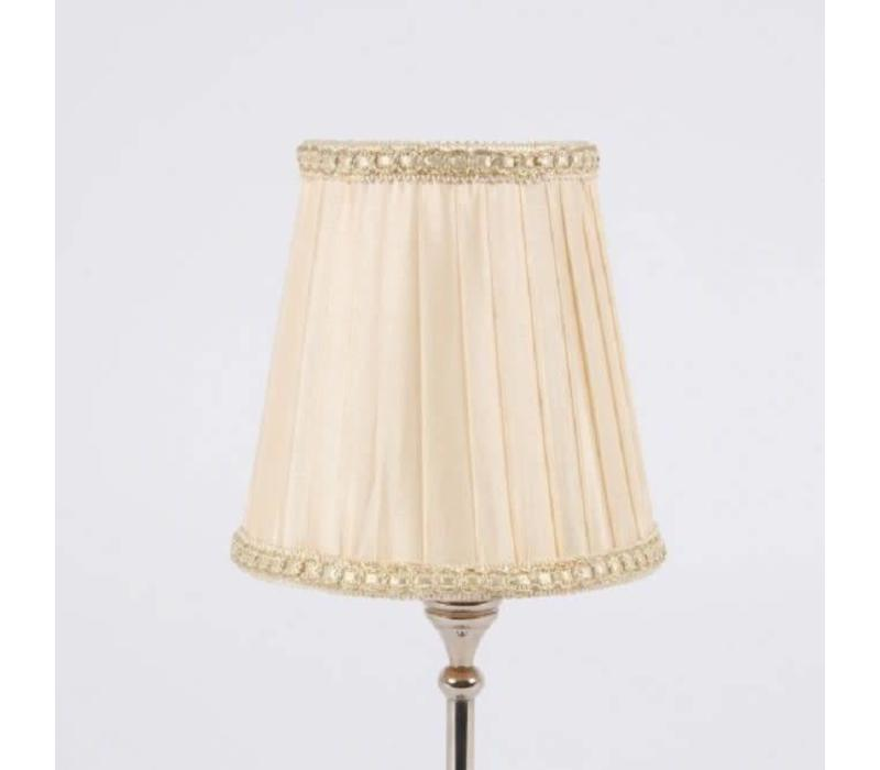 Lampenschirm | für Kronleuchter | D 11.5 cm | Warm Weiss - Enchanté ...
