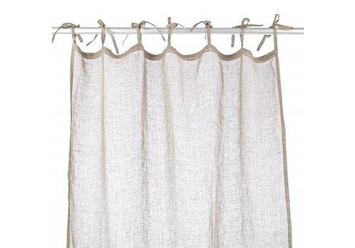 Leinen Vorhang | Nature | 110x280 cm