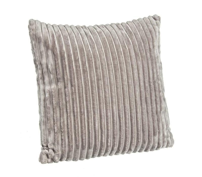 Kissen Idis | Grau | 45x45 cm