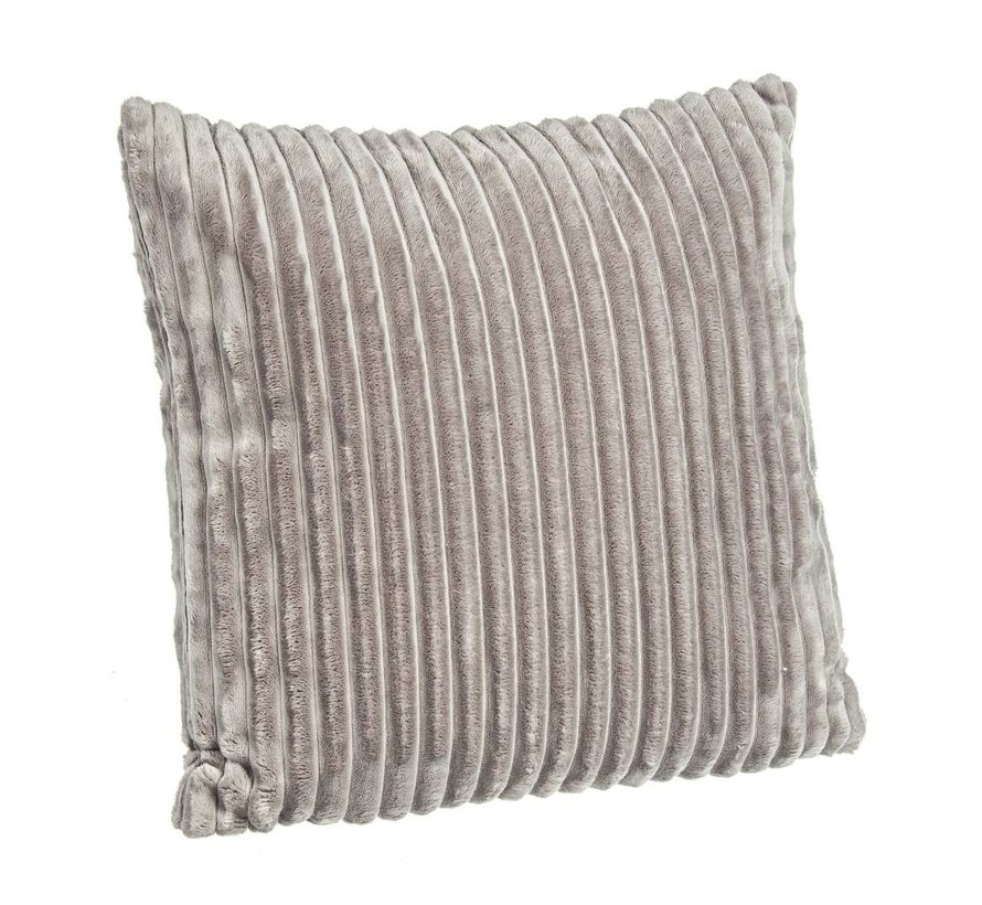 Kissen Idis   Grau   45x45 cm
