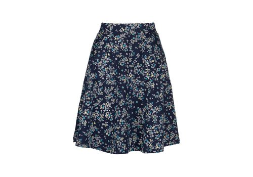 King Louie Rock | Sofia Skirt Frangipani | blue