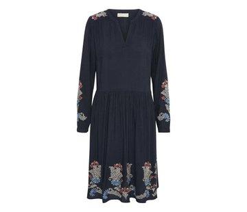 Cream Clothing Kleid | Oprah Dress | Royal Navy Blue