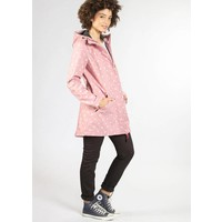 Softshell-Parka | wild weather long anorak | marilyns dots