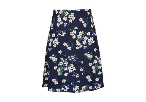 King Louie Rock | Border Skirt Littlebell | Blue