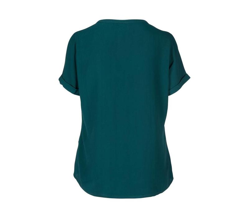 Bluse | Elsa Top Showtime | Dragonfly Green