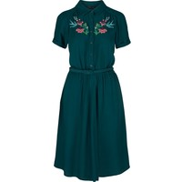 Kleid | Olive Dress Showtime | Dragonfly Green