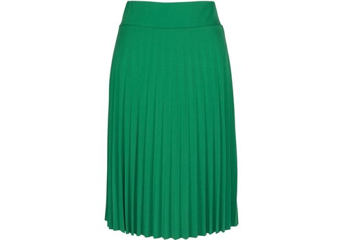 King Louie Rock | Border Plisse Skirt Soleil | Peapod Green