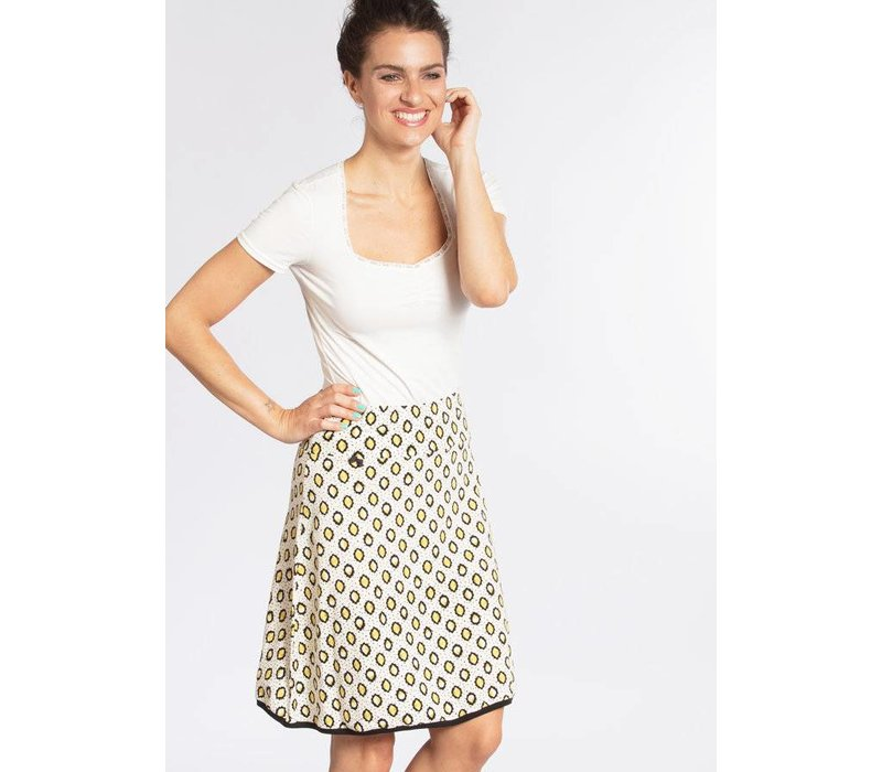 Rock | let´s twist again skirt | lloret des lemons