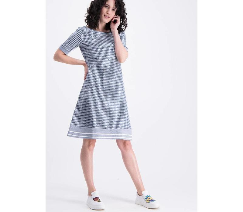 Kleid | sparkling sailorette dress | diva anita