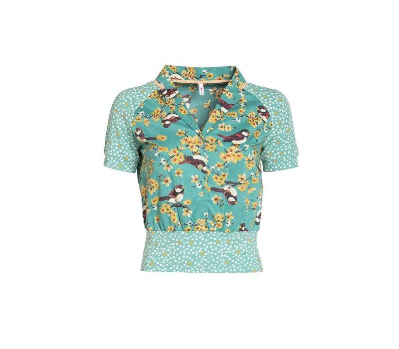 Bluse | blusenwunder blusette | spree sparrows