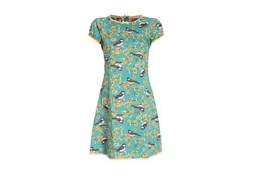 Blutsgeschwister Kleid | secret randevouz dress | spree sparrows