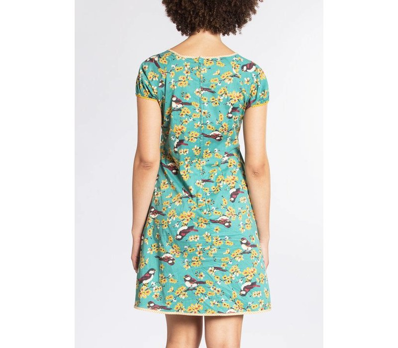 Kleid | secret randevouz dress | spree sparrows