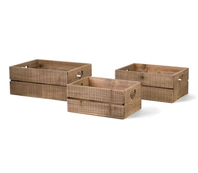 Deko Harrassli | Holz | 3 Grössen