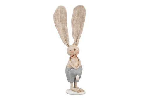 Deko Osterfigur | Oster Gentlehase Louie