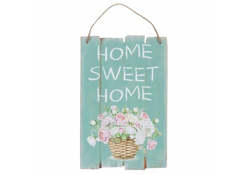 Clayre & Eef Holzschild | Home sweet home | Rosen