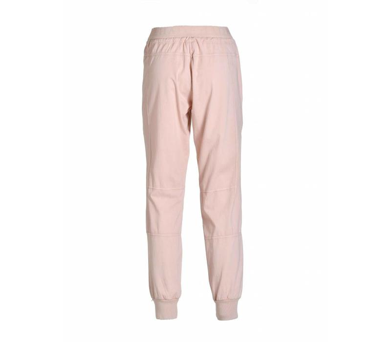 Hose | JOGGER PANTS | DARK ROSE